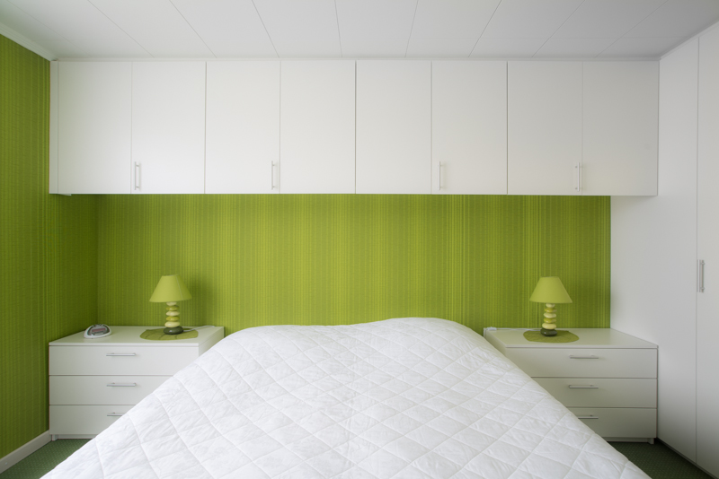 slaapkamerkasten op maat - bovenbouw